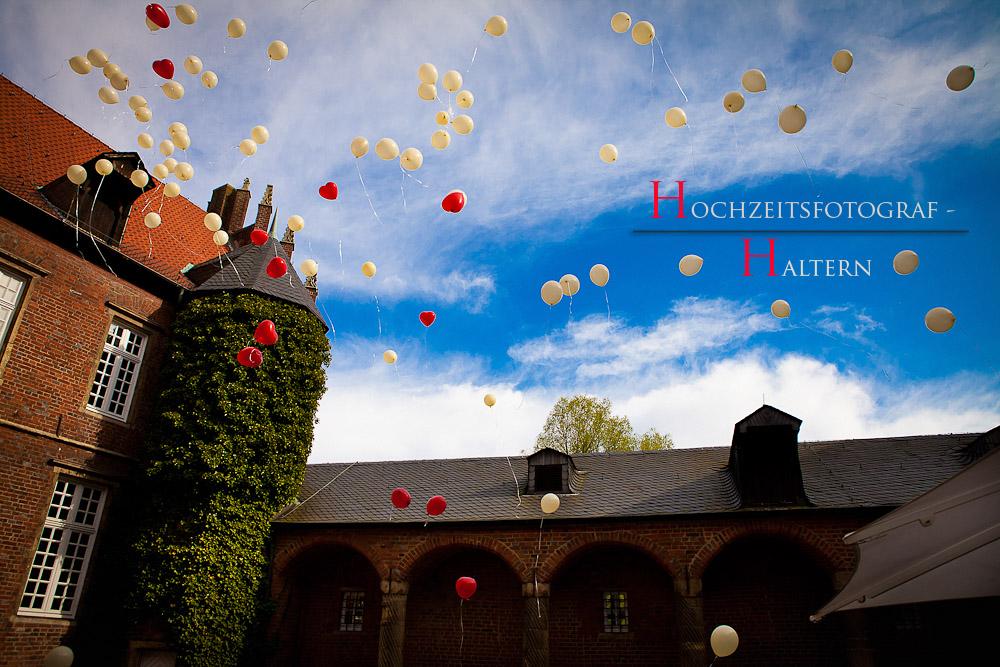 Hochzeit Herten Ballons